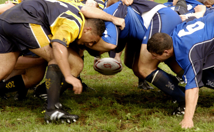 Rugby the Gentlemans Game