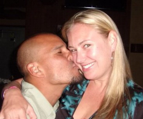 Jennifer Nelson and Ivan Garzon